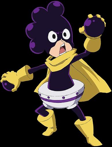 Minoru Mineta Quirk