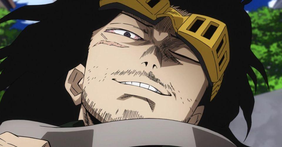 Boku No Hero Academia Shota Aizawa